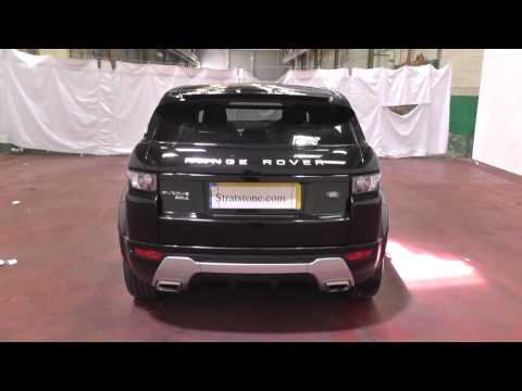 Land Rover RANGE ROVER EVOQUE 2.2 SD4 Dynamic 5dr Auto [Lux Pack] U8449