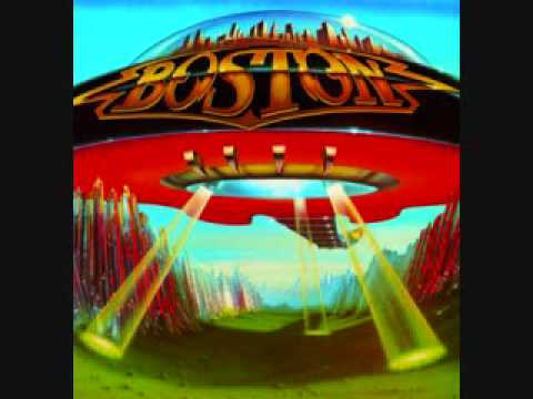 Boston - A Man I'll Never Be online metal music video by BOSTON