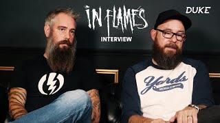 interview - In Flames - Paris 2016