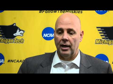 Coach Luke Interview vs. LSSU 2-20-16