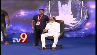 HMTS Krupanandam welcomes Rajinikanth's entry into politics - TV9