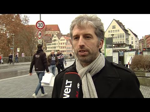 Boris Palmer plant in Tübingen die Öko-Revolution: Steu ...