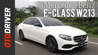 Video Mercedes-Benz E-Class 2017 Review Indonesia | OtoDriver MP3, 3GP, MP4, WEBM, AVI, FLV Mei 2017