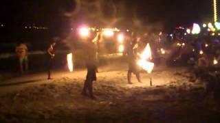 Fireshow Koh Samet - Thailand