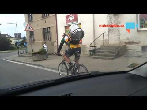 Žíznivý cyklista