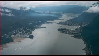 Juneau (AK) United States  City pictures : Visiting Gastineau Channel, Channel in Juneau, Alaska, United States