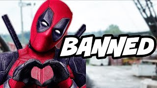 Video Deadpool Bloopers Outtakes and Banned Jokes MP3, 3GP, MP4, WEBM, AVI, FLV Mei 2018