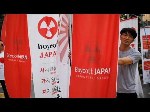 Εμπορικός πόλεμος Ιαπωνίας – Ν. Κορέας