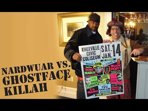 Nardwuar interviews Ghostface Killah