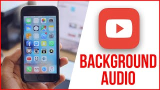 Video How to play youtube in the background on iphone MP3, 3GP, MP4, WEBM, AVI, FLV Juni 2019