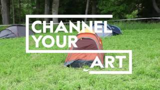 Nr. 10: HALLO SAMSTAG! Channel Your Art am dritten Bad-Bonn-Kilbi-Tag.