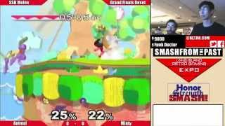 Animal vs Minty! SMASH FROM THE PAST Grand Finals
