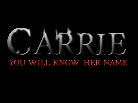 """†CARRIE† (Sims 2) Clip """"The Power"""""""