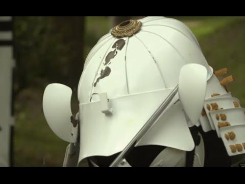 Samurai Armour V Katana (видео)