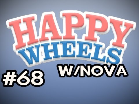 Happy Wheels w/Nova Ep.68 - 1 MORE ARROW Video