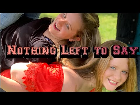 Nothing Left To Say (Official Video)