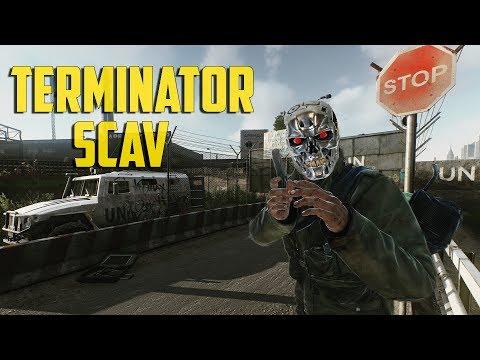 Escape From Tarkov - Terminator Scav