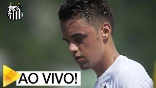 Confira AO VIVO a apresentação de mais um reforço do Peixe! Hoje é dia de Matheus Ribeiro vestir o manto sagrado! Inscreva-se na Santos TV e fique por ...
