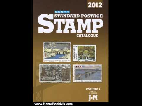 Scott Catalogue - http://www.HomeBookMix.com This is the review of Scott Standard Postage Stamp Catalogue, Volume 4: Countries of the World J-M (Scott Standard Postage Stamp C...