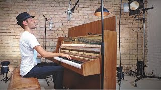 Video Despacito (Piano Cover) - Peter Bence MP3, 3GP, MP4, WEBM, AVI, FLV Juli 2018
