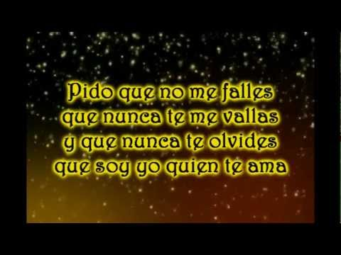 letra cancion me muero por besarte: