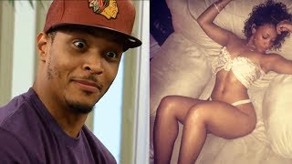 TI Responds to Cheating on Wife Tiny with Asia'h Epperson