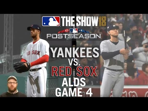 Video: MLB The Show '18: Episode 29: YANKEES ALDS Game 4