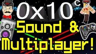 0x10c News SOUND&MULTIPLAYER! New Footage!