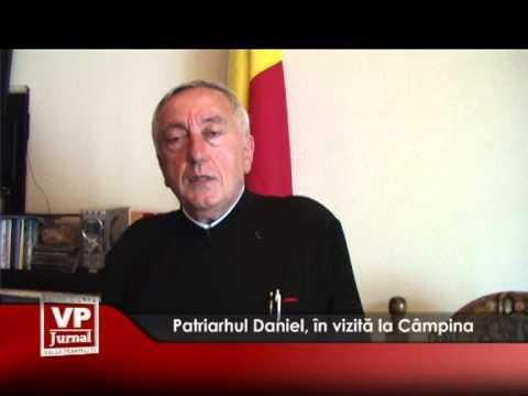 Patriarhul Daniel, în vizită la Câmpina