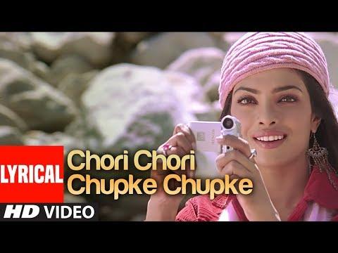 Chori Chori Chupke Chupke Lyrical Video Song | Krrish | Hrithik Roshan, Priyanka Chopra