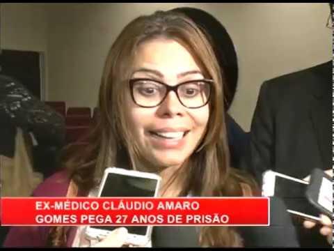 [RONDA GERAL] Caso Artur Eugênio: ex-médico pega 27 anos de prisão