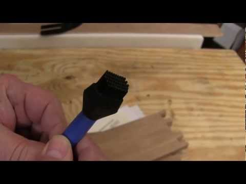 Rockler Silicone Glue Brush Review: NewWoodworker
