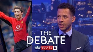 Video How has Cristiano Ronaldo transformed over the years? | Matthew Upson & Liam Rosenior | The Debate MP3, 3GP, MP4, WEBM, AVI, FLV September 2019