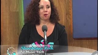 Shoshana Zisk - sf music tech - 9 24 2016 sfmusictech.com oct 17, 2016 french american tv