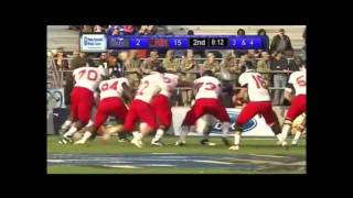 Dwayne Frampton vs MTSU 2011 vs  (2011)