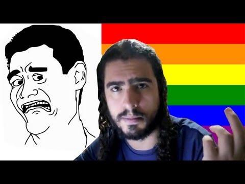 Homossexualidade - ponto final. (#Pirula 29)