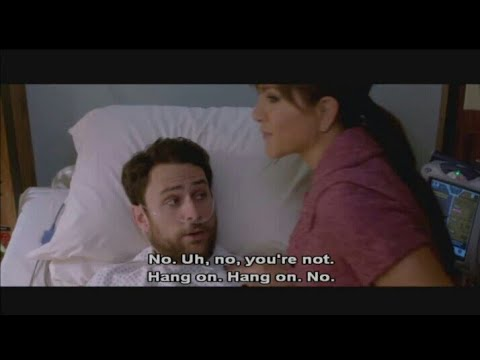 "Horrible Bosses 2 Jennifer Aniston Ending Scene ""Coma boners""[HD]"