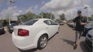 Autoline's 2011 Dodge Avenger Mainstreet Walk Around Review Test Drive