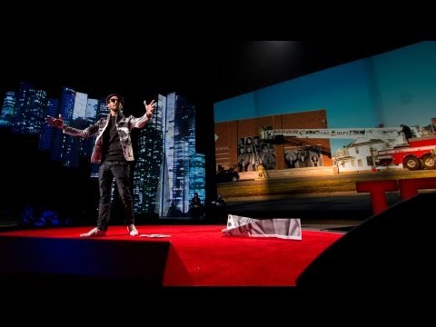 TED   JR: One Year of Turning the World Inside Out | Video