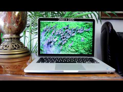 13 inch - 13-inch MacBook Pro With Retina Display First Impressions The 15-inch MacBook Pro with Retina display is a pretty phenomenal machine, a model of engineering ...