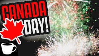 Red Deer (AB) Canada  city pictures gallery : VLOG | CANADA DAY FIREWORKS! (Red Deer, AB Canada Day 2016)