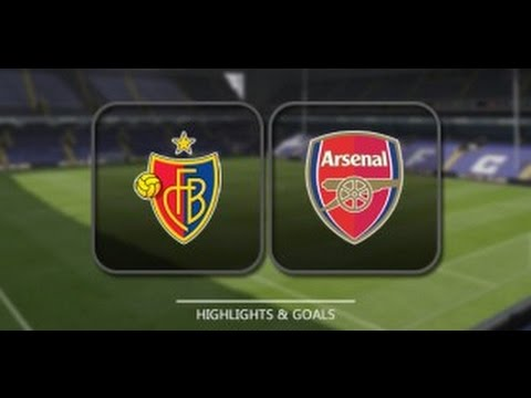 Basel 1 x 4 Arsenal ● Goals and Highlights ● Round 6 Champions League 2016 HD
