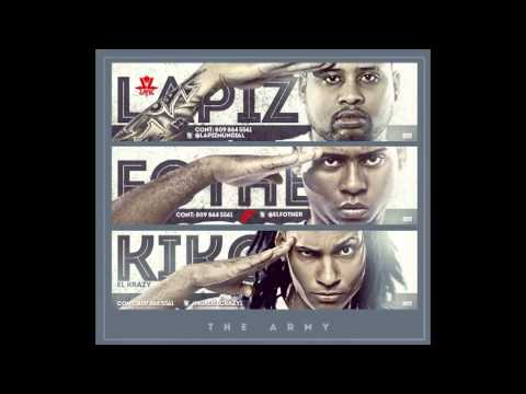 Bulova Feat El Fother - El Barrio Ta' Caliente (EL ARMY 2013)