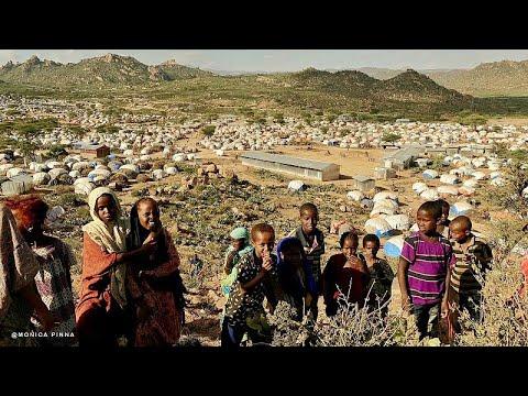 Τεράστιες διαστάσεις έχει λάβει η επισιτιστική κρίση στην Αιθιοπία…
