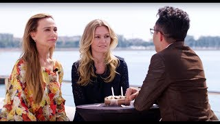 """""""I've never spent as much time playing a single character before,"""" Julia Stiles says of her role in new show Riviera; """"your characters go through a much richer and deeper arc than I've experienced on a movie.""""Ali May speaks to Julia Stiles and Lena Olin, stars of MIPTV World Premiere Screening show Riviera, brought to Cannes by Sky Vision.More videos live from Cannes: http://ow.ly/popb30ay8Rf"""