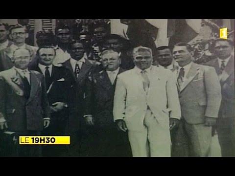 Les 60 ans de l'Union Calédonienne