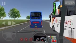 Bus Simulator Indonesia - Restu (Panda) Patas | Game baru karya anak Indonesia