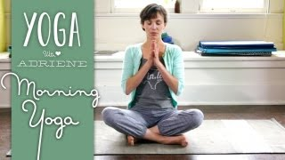 Morning Yoga - Yoga With Adriene - YouTube