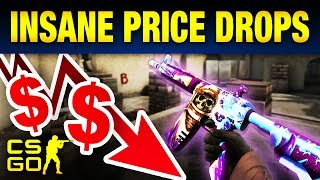 CS:GO ➜ [CS:GO Empire:  https://goo.gl/kRERqJ ] These CS:GO Skins Fell off. Today we are going to go through some of the most popular CS:GO skins That Fell off either in price or popularity. These skins had alot of hype.◆ CONNECT WITH VALVE GUIDES ◆ ☞ CS:GO Empire:  https://goo.gl/kRERqJ☞ Twitter: https://goo.gl/6ZAY9k☞ Discord: https://goo.gl/ZcEiBh☞ Twitch: https://goo.gl/Cc81H4___Thanks for watching our video Top 10 CS:GO Skins That Fell Off  , if you want to learn how to AWP like a pro, make sure to watch our Top 10 Ways to AWP like a pro. Make sure to subscribe to Valve Guides. We create content on CS:GO, Portal, Half Life and other Valve related content on a daily basis and work hard to deliver the best CS:GO clips and tips so you can play like your favorite CS:GO Players.
