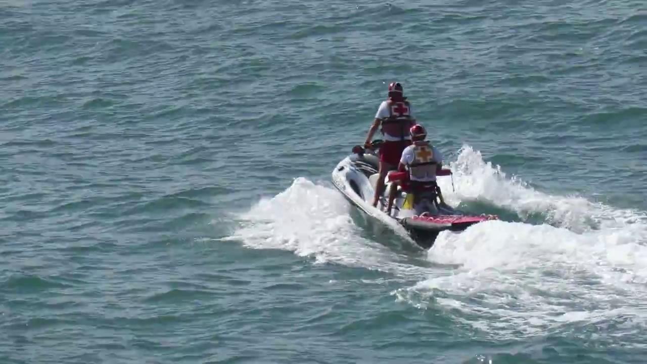 Uimarannat - Turvallisuuteen panostetaan Las Canteraksella